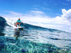 8 Days Wave Surf Camp Indonesia