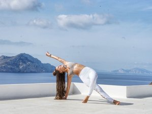 7 Day Self-Realization and Empowerment Yoga Retreat on Amorgos Island