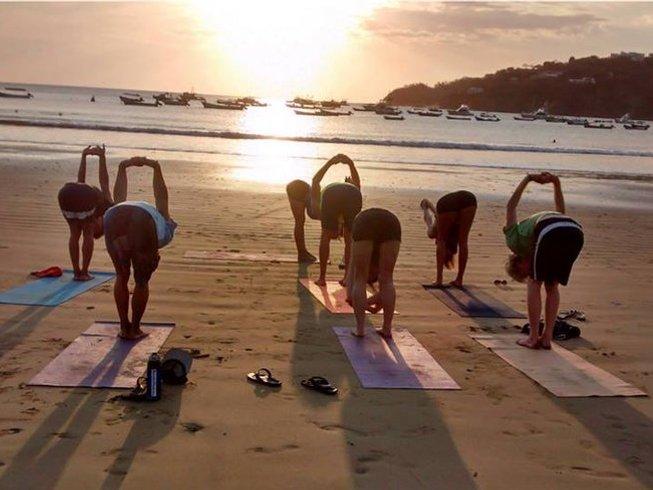 8-Daagse Meditatie en Yoga Retraite in San Juan del Sur, Nicaragua