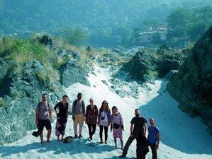 35 Days 300 Hour Yoga Teacher Training in Rishikesh, India