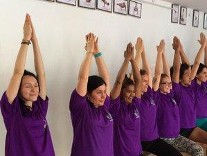 60 Day 500-Hour Ashtanga and Hatha Yoga Teacher Training in Karnataka