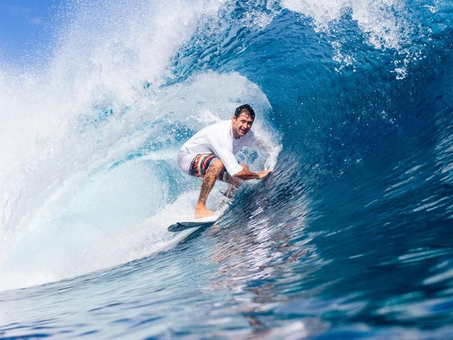 6 Days Surf Trips in Fiji