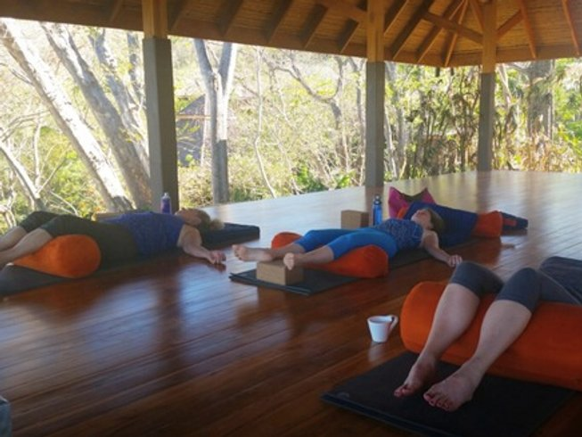 8 Days Tropical Yoga Retreat Costa Rica