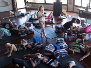 4 Days 20-Hour Yin and Restorative Yoga Teacher Training in Mexico