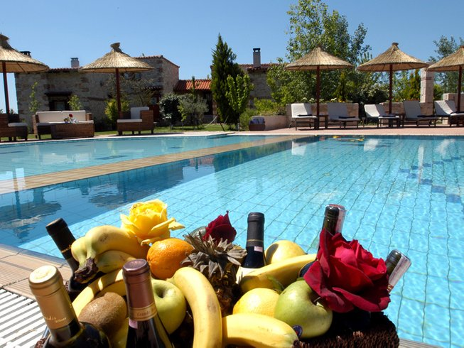 8 Days Halkidiki Cooking Vacations in Greece