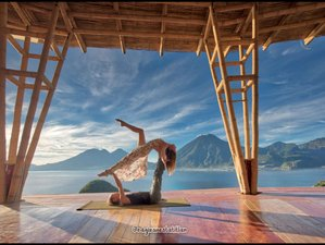 10 Day New Year's Yoga Retreat with Acrology in Lake Atitlan