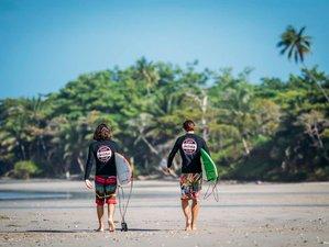 8 Days Fulfilling Surf Camp Bastimentos Island, Panama