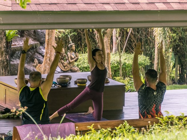 8-Daagse Sukshanti Yoga Retreat in Phuket, Thailand