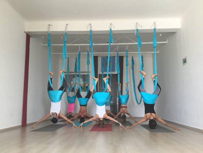 15 jours en stage de yoga mandala pour personnes seules à Paros, Grèce