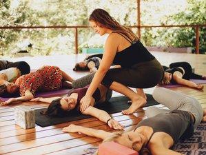 8 Day 100-Hour Trauma-Sensitive Yin Yoga Training in Playa Hermosa, Puntarenas