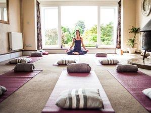 3 días retiro de meditación, yoga y pranayama en el Reino Unido
