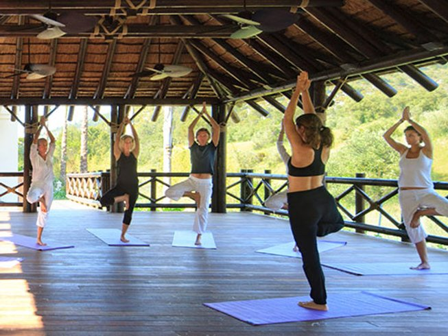 7 Days High Intensity Fitness and Yoga in Spain