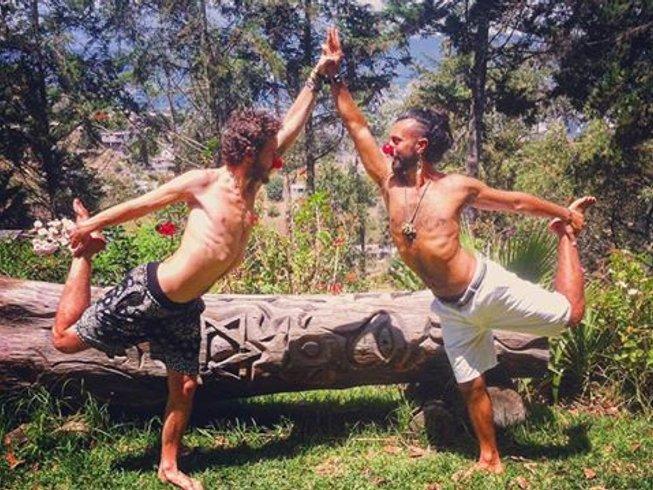 42 días profesorado de yoga Tantra (300 horas) en Ecuador