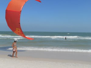 7 Days Beginner Kitesurfing Surf Camp Thailand
