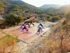 7 días retiro de yoga Vinyasa en Murcia, España