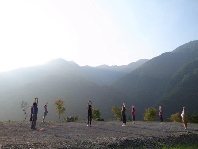 9 Days Spiritual Meditation And Yoga Retreat Japan