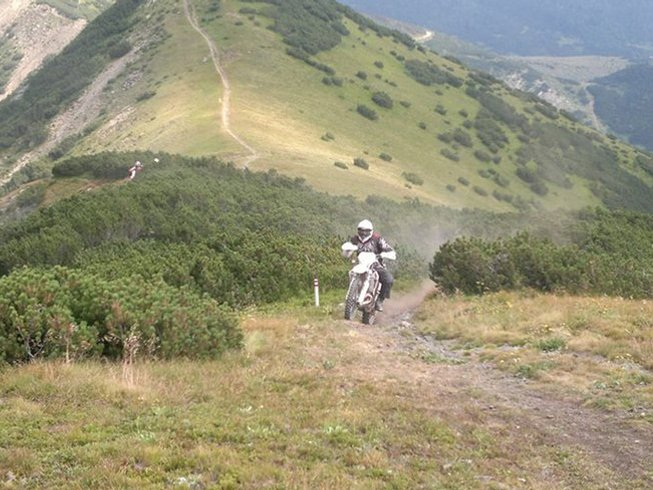 6 Days Motorcycle Tour in Bugojno, Bosnia and Herzegovina