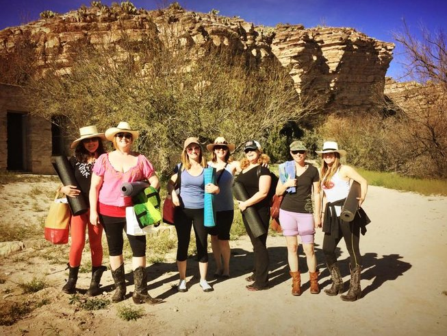 4 Days Women's Creativity and Yoga Retreat in Texas