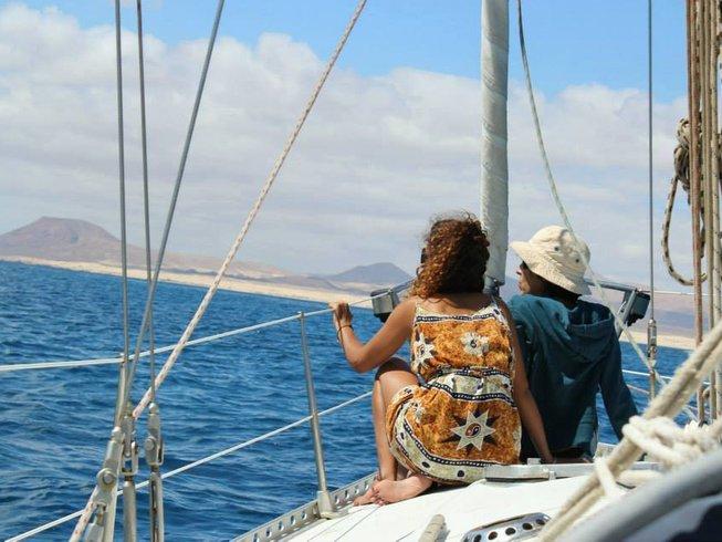 8 Days Sail and Surfcamp in Fuerteventura