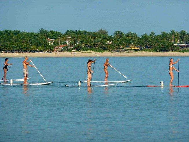 5 jours en stage de yoga et surf à Cabarete, République Dominicaine