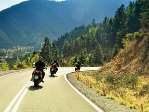 14 Day Guided Alpine Motorcycle Tour in Greece