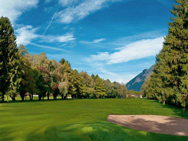 2 Days Golf and Wine Tasting Switzerland
