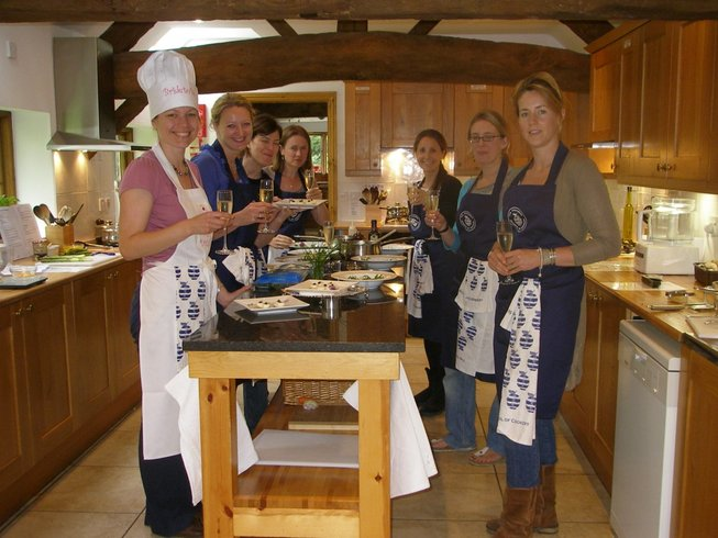 13 Days Chalet Cooks Intensive Cooking Holiday in UK
