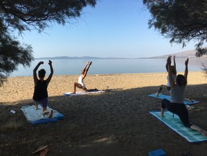 8 Days Vinyasa/Hatha and Yin Yoga with Love and Support in Lesbos, Greece