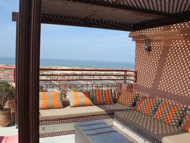 14 Days Yoga and Surf Holiday in Tamraght, Morocco