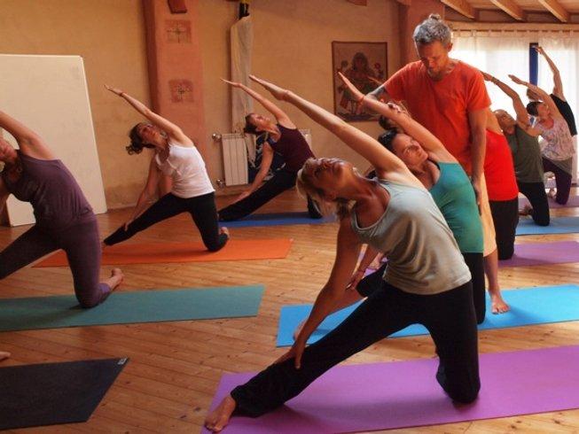 54 jours-500 heures en formation de base de professeur de yoga thérapeutique à Bali, Indonésie