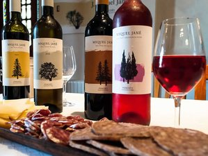 3 Day Exciting Wine Tasting Getaway with Horse Riding or Cycling in Alt Penedès, Barcelona