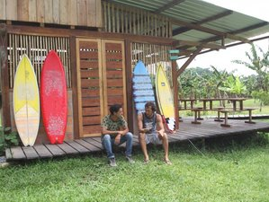 7 Days Affordable Surf Camp in Esmeraldas, Ecuador