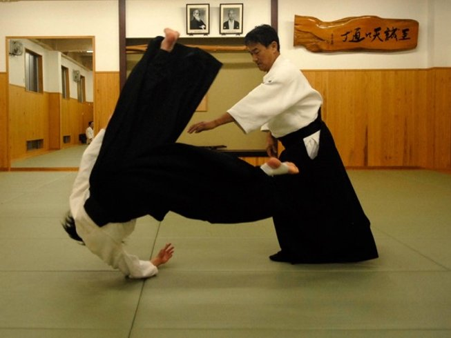 1 Month Aikido Training in Japan