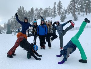5 Day Ride and Vibe Yoga, Snowboarding, and Skiing Retreat in South Lake Tahoe, California