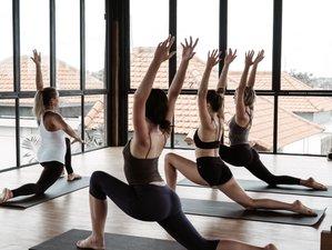 Life-Changing Traditional Hatha Vinyasa Int'l Yoga Teacher Training in Canggu, Bali, Indonesia