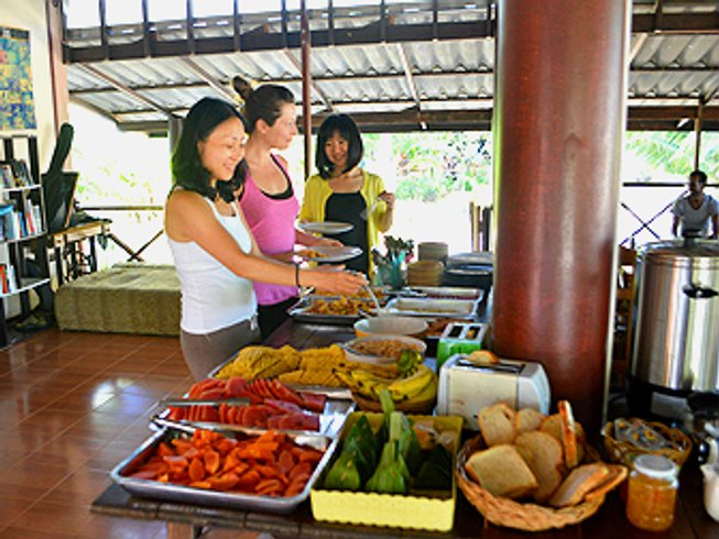 4 Days Meditation and Yoga Vacation in Koh Yao Noi, Thailand