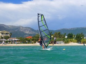 7 Days Windsurfing Surf Camp Greece