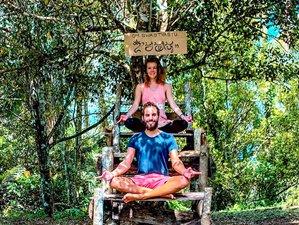 21 Day Spiritual Awakening, Tai Chi, Balinese Watukaru Yoga & Culture Retreat in Bali