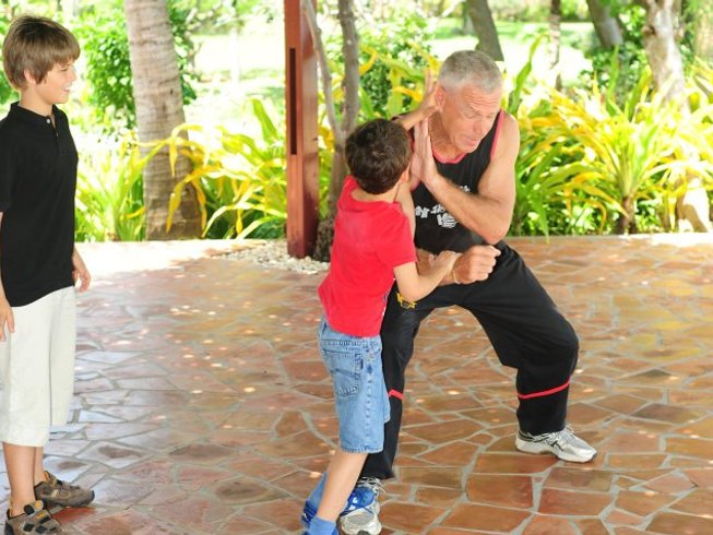2 Weeks Personal Martial Arts Training in Thailand
