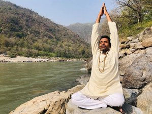 7 Day The Fountain of Youth Yoga Retreat in Rishikesh