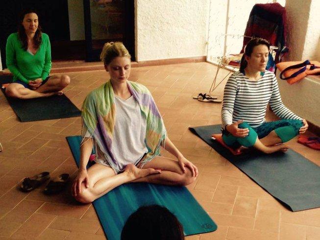 3 Tage Meditation und Yoga Wochenendurlaub an der Algarve, Portugal