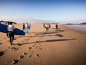 8 Day Surf and Yoga Retreat in Algarve, Portugal