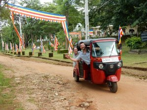 14 Day Adventure Guided Off Road Tuk Tuk Tour in Sri Lanka