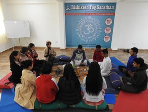 28 Day Affordable 200-Hour Yoga Teacher Training in Rishikesh