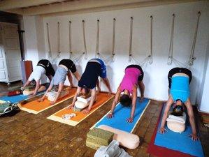 8 Days Iyengar Yoga Retreat in Portugal