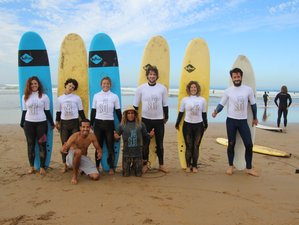 7 Day Surf and Yoga Holiday in Taghazout