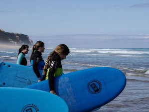 8 Days All Levels Surf Camp in Praia da Vigia, Torres Vedras, Portugal