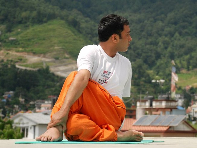 10 Days Yoga Meditation Retreat in Nepal