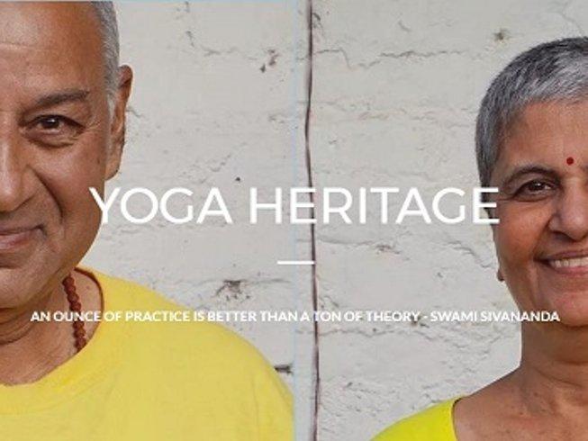 6 Days Meditation and Gentle Yoga Retreat in Jodhpur, India