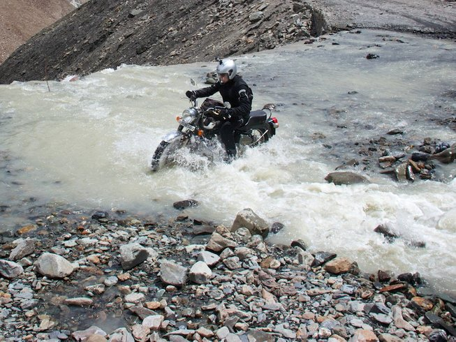 13 Days Himalayas Motorcycle Tour in India